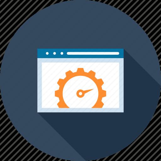 development, optimization, performance, seo, settings, web, website icon
