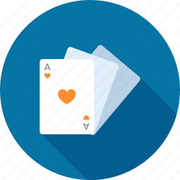 cards, casino, competition, gambling, game, leisure, play icon