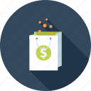 bag, buy, commerce, digital, ecommerce, money, shopping icon