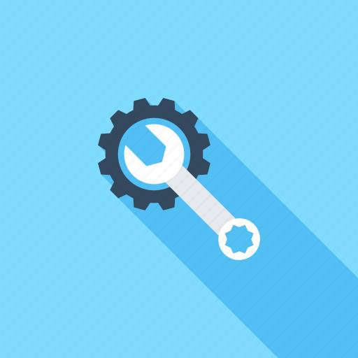 cogwheel, options, preferences, repair, settings, system, tool icon