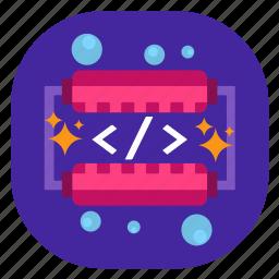 clean, code, seo, seo icons, seo pack, seo services, seo tools icon
