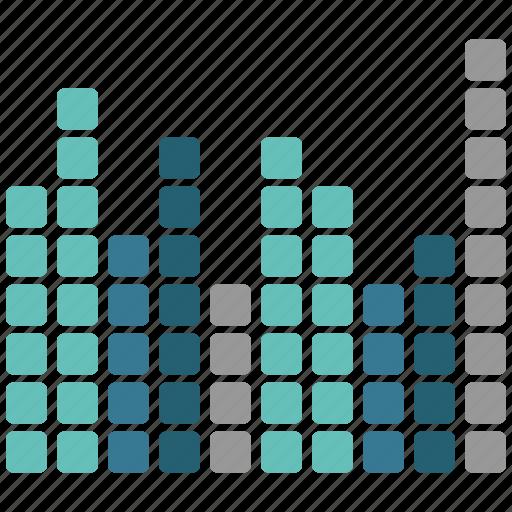 dots, infographics, seo icon