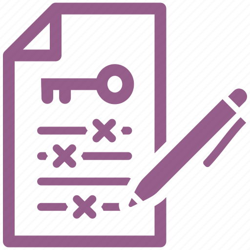 file, keyword, keyword management, management icon