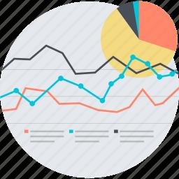 analysis, competitive, flat design, internet, optimization, seo, website icon