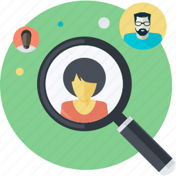flat design, focus, group, market research, marketing, networking, social media icon