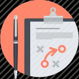 flat design, marketing, optimization, round, seo, strategy, web icon