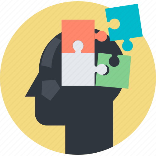 flat design, marketing, opportunities, people, round, seo, solution icon