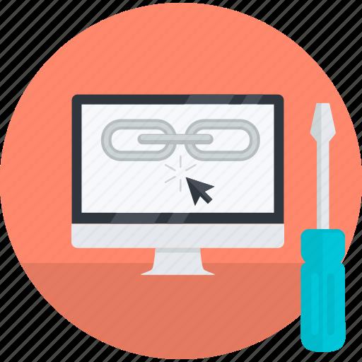 Development, internet, link, optimization, seo, web icon - Download on Iconfinder