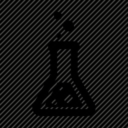 experiment, laboratory, test icon