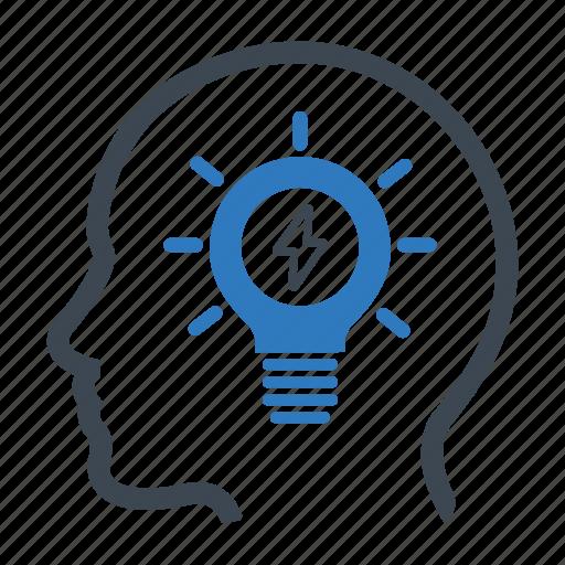 Brainstorming, creativity, idea icon - Download on Iconfinder
