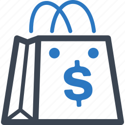 affiliate marketing, ecommerce, online shopping, shopping bag icon