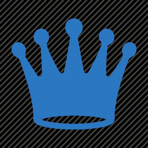 achievement, crown, emperor, high quality, king, winner icon
