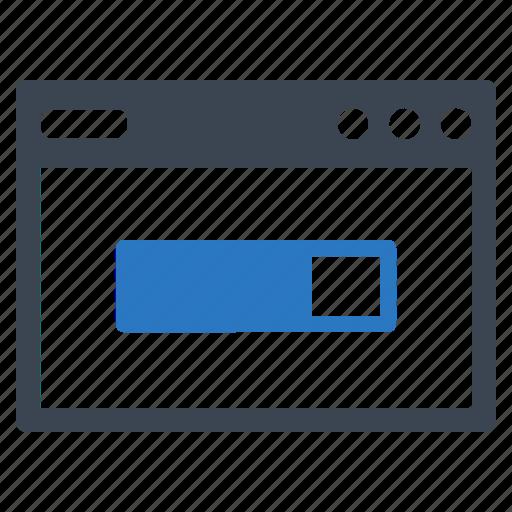 browser, internet, rank, web page icon