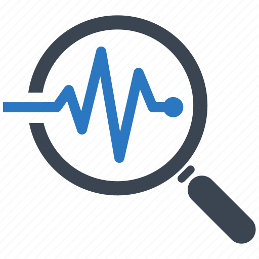 analysis, magnifier, optimization, search engine, seo monitoring icon
