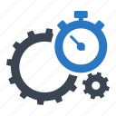 optimization, performance, search engine, seo, stopwatch icon