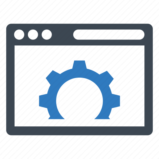 browser, optimization, seo service icon