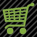 ecommerce optimization, search engine, seo, shopping cart icon