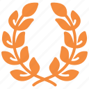 laurel wreath, reputation management, award, quality, achievement