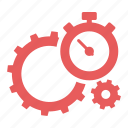 gear, search engine optimization, seo, seo performance icon