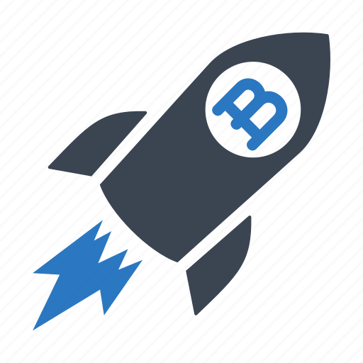 brand development, branding, rocket, spaceship icon