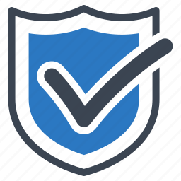 antivirus, brand protection, shield, web security icon
