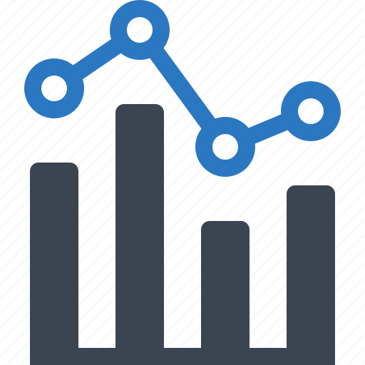 analytics, chart, graph, keyword rank icon