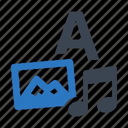 development, seo content, web content icon