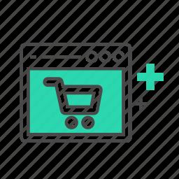 business, ecommerce, internet, marketing, online shopping, seo, website icon