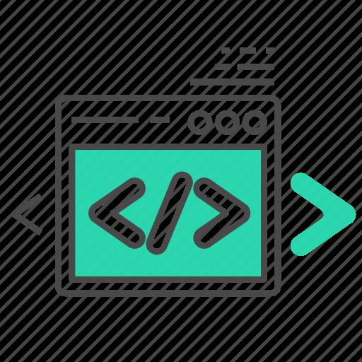 business, code, coding, custom, internet, marketing, seo icon