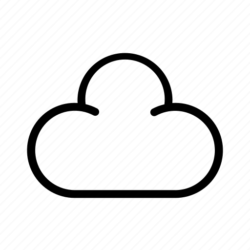 cloud, computing, share icon