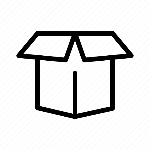 Box, delivery, product, package icon