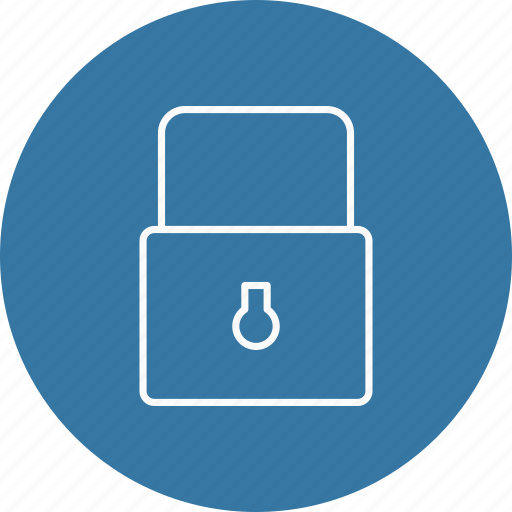 Lock, key, locked icon - Download on Iconfinder