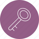 key, locked, unlock icon