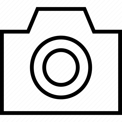 camera, capture, photo, presentation icon