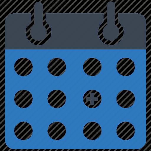 calendar, events, seo, seo pack, seo services, seo tools icon
