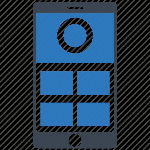 application, mobile, seo, seo pack, seo services, seo tools icon