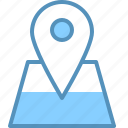 location, marketing, seo, web icon