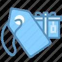 finance, gifts, marketing, seo, shop, tags, web icon