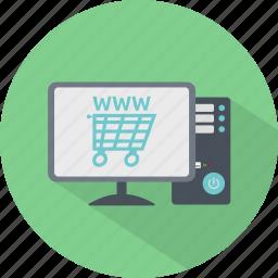 business, buy, ecommerce, electronic, shop, shopping icon