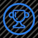 award, bold, champion, cup, marketing, seo, trophy icon