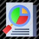 data, marketing, research, survey icon