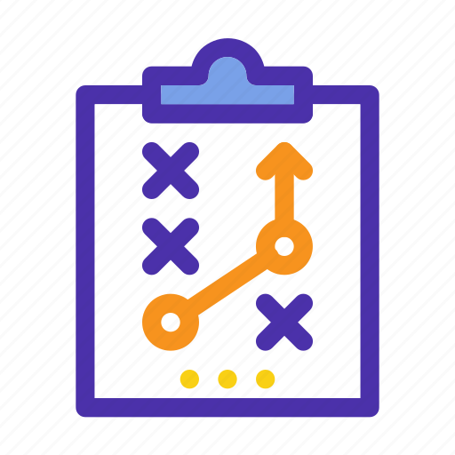 clipboard, marketing, plan, seo, strategy, tactic, website icon