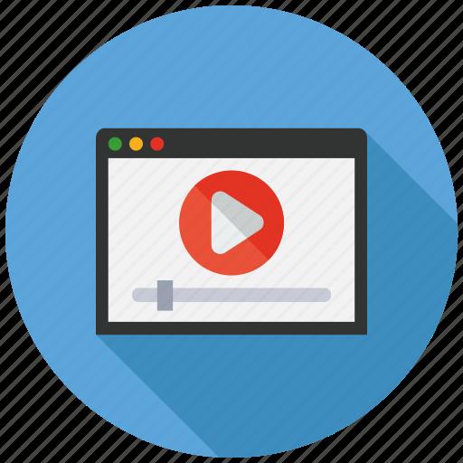 marketing, seo, seo pack, seo services, seo tools, video icon