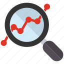 analysis, keyword, seo, seo icons, seo pack, seo services, seo tools icon