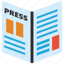 press, realise, seo, seo icons, seo pack, seo services, seo tools icon
