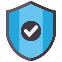 check, secure, seo, seo pack, seo services, seo tools icon