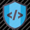code, secure, seo, seo pack, seo services, seo tools icon