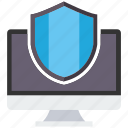 computer, secure, seo, seo pack, seo services, seo tools icon