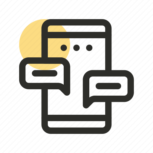 chat, communication, marketing, message, mobile, seo, website icon