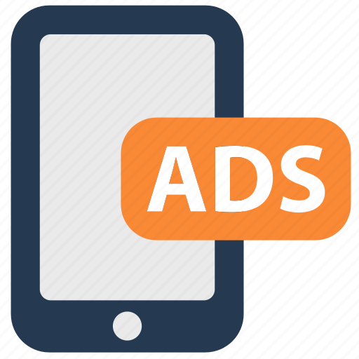 ads, advertising, android, promotion icon